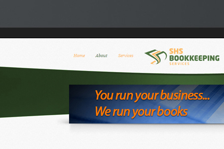 SHS Bookkeeping Website