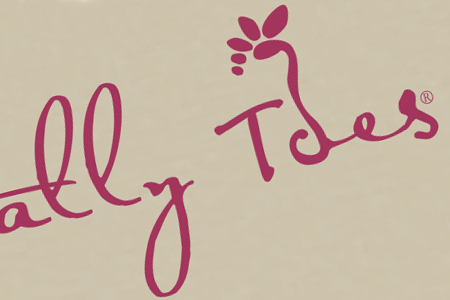Totally Toes Logo