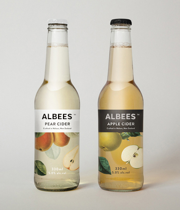 Albees Apple Cider