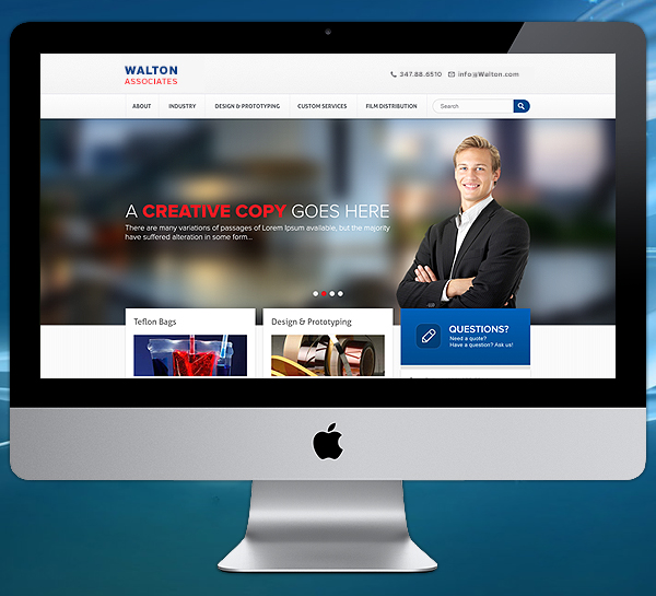 Walton Associates Website